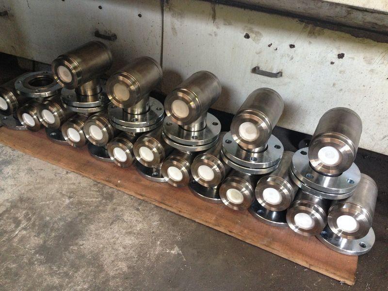 Fabricantes de valvulas industriais