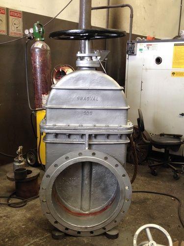 Manutenção de valvulas industriais