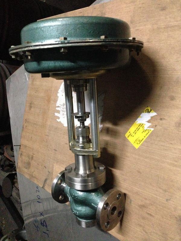 Valvula de controle de vazão automatica