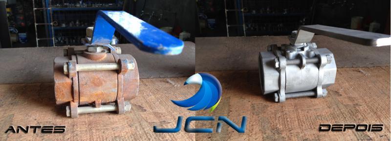 Refoma de válvulas | Piracicaba | JCN